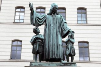 Urlaub in Halle Denkmal Franckesche Stiftungen August Hermann Francke Waisenhaus
