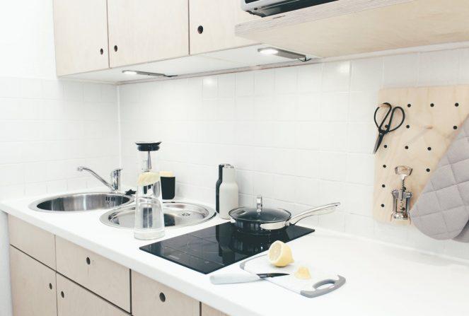 zur miete wohnen moblierte küche